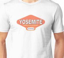 OSX Yosemite parody. Unisex T-Shirt
