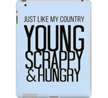 Just like my country iPad Case/Skin