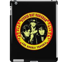 Stevie Ray Vaughan & Double Trouble Colour iPad Case/Skin