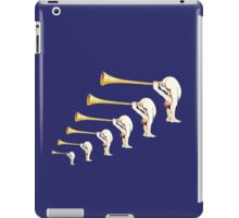 MONTY PYTHON CORNET iPad Case/Skin