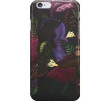 Morphing Foliage iPhone Case/Skin