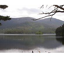 Loch an Eilein - Cairngorms Photographic Print