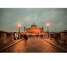 Castle Sant'Angelo Photographic Print