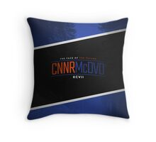 #97 McDVD Throw Pillow