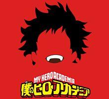 Boku no Hero Academia (My Hero Academia) - Izuku Midoriya Unisex T-Shirt