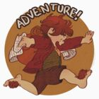 Adventure! by inchells