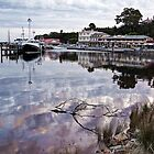 Strahan, Tasmania by Christine Smith