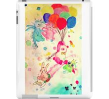Floating 1 iPad Case/Skin