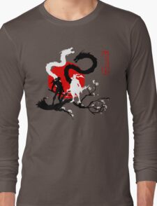 Dragon Brothers Long Sleeve T-Shirt