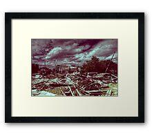 untitled. Framed Print