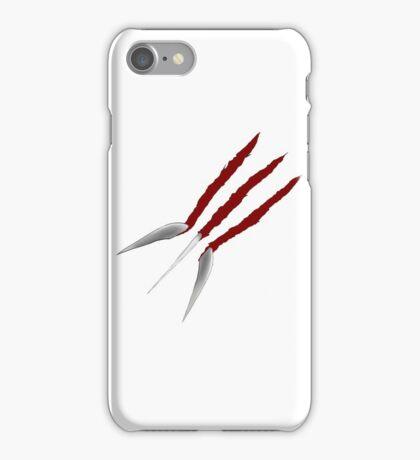 Wolverine Claws iPhone Case/Skin