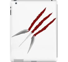 Wolverine Claws iPad Case/Skin