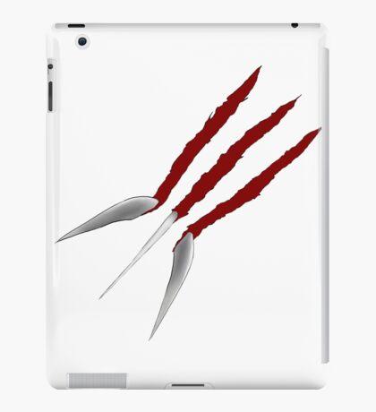 Wolverine Claws iPad Case/Skin