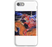Night Rider detail  iPhone Case/Skin