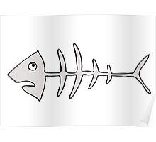 fishbones Poster
