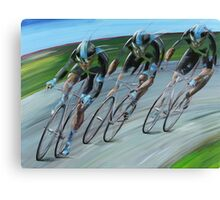 Streamlining Canvas Print