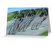 Streamlining Greeting Card