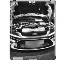 HDR Black and White Focus iPad Case/Skin
