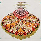angel butterfly (original sold) by federico cortese