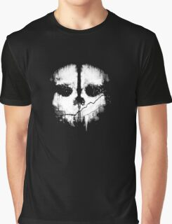 Ghost - works on any color shirt (but white) Graphic T-Shirt