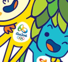 Olympics in Rio Janeiro 2016 Sticker