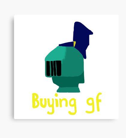 Buying GF Canvas Print