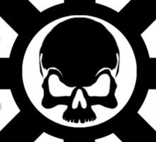 Mark of Chaos Black Sticker