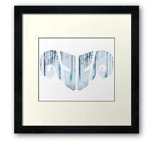 Braum - The Heart of the Frejlord Framed Print