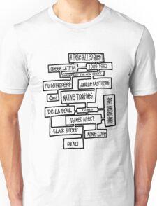 Native Tongues golden era hip hop Unisex T-Shirt