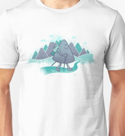 Mountain Trekking Unisex T-Shirt