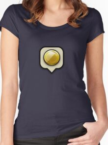 Clash of Clans - Gold Women's Fitted Scoop T-Shirt