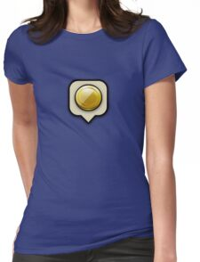 Clash of Clans - Gold Womens Fitted T-Shirt