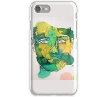 Ink Painting iPhone Case/Skin