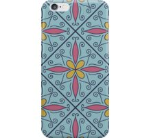Moroccan Tile #1 iPhone Case/Skin