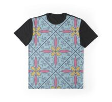 Moroccan Tile #1 Graphic T-Shirt