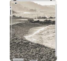 Along the Trabocchi Coast iPad Case/Skin