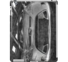 Textured Fiesta in HDR iPad Case/Skin