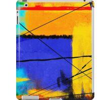 Companion Abstract iPad Case/Skin