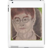 The super star of the best fantasy movie and book series... iPad Case/Skin