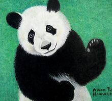 Panda Bear by VivianRay