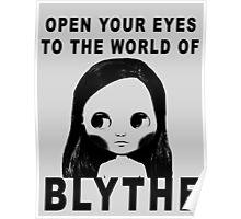 Blythe Doll Poster