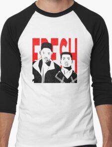 Bel Air Street Art Men's Baseball ¾ T-Shirt