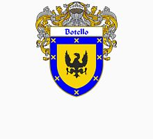 Botello Coat of Arms/Family Crest Unisex T-Shirt