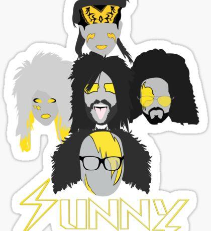 Sunny Gang Sticker