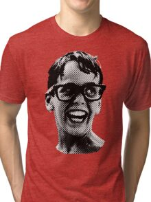 Squints, big Tri-blend T-Shirt