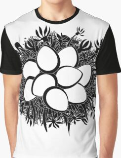 Easter Nest Graphic T-Shirt