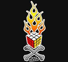 Cube N Crossbones Unisex T-Shirt