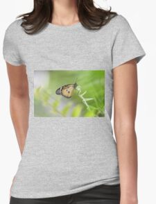 """Butterflies Are Free"" Womens Fitted T-Shirt"