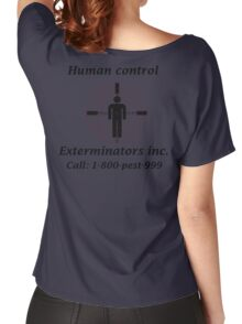 Exterminators Women's Relaxed Fit T-Shirt