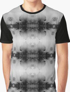 Inkblot Graphic T-Shirt
